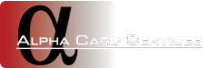 Alpha Card Services Logo
